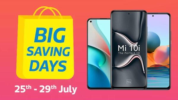 Flipkart Big Saving Days Sale 2021: ரெட்மி ஸ்மார்ட்போன்களுக்கு அதிரடி விலைகுறைப்பு.!