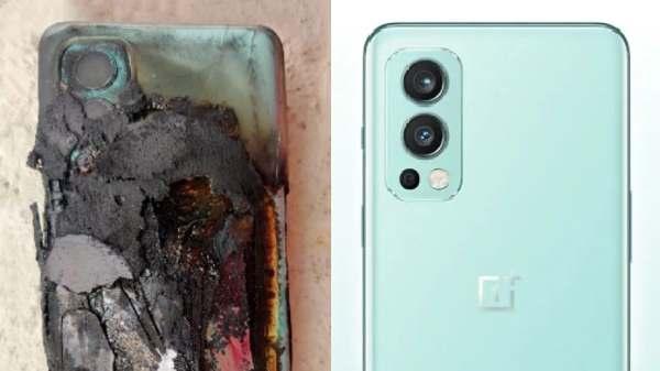 வாங்கிய 5 நாளில் வெடித்து சிதறிய OnePlus Nord 2 போன்.. ஒன்பிளஸ் நிறுவனம் என்ன சொன்னது தெரியுமா?
