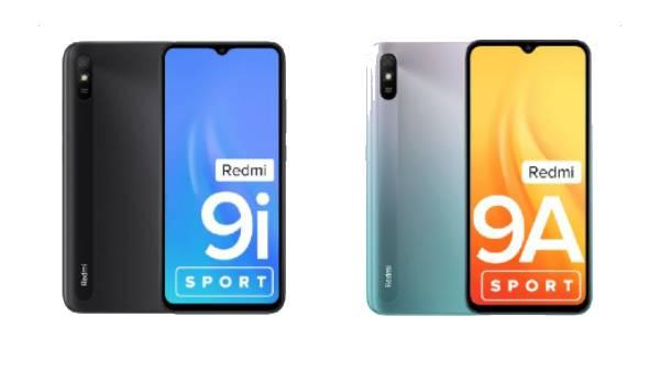 பட்ஜெட் விலையில் Redmi 9A Sport மற்றும் Redmi 9i Sport அறிமுகம்..