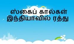 ஸ்கைப் கால்களுக்கு ஆப்பு நவம்பர் முதல் அமலுக்கு வரும் என்று அறிவிக்கப்பட்டுள்ளது