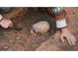 புதிய சர்ச்சை : 2000 ஆண்டு பழைய மண்டை ஓடு கண்டெடுப்பு!