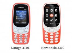 ரூ.799/-க்கு அச்சு அசலாக நோக்கியா 3310 போன்றே இருக்கும் தராகோ 3310.!