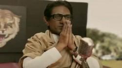 தமிழர்களை கீழ்தரமாக காட்டும்  தாக்காரே திரைப்படம் டுவிட்டரில் வைரல்.!