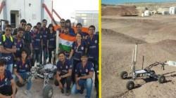 மார்ஸ் ரோவர் டிசைன் டீம்ஸ்: இந்திய மாணவர்கள் உலகிலேயே டாப்!