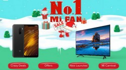 Xiaomi No. 1 Mi Fan Sale: சியோமி டிவி, ஸ்மார்ட்போன்களுக்கு நம்பமுடியாத விலைகுறைப்பு.!