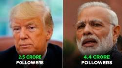 எண்ணிக்கை குறைவு தான், ஆனாலும் நான் தான் நம்பர் ஒன் என்கிறார் டொனால்டு டிரம்ப்