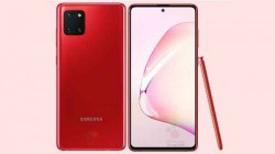 Samsung Galaxy Note 10 Lite: ஜனவரி 21: இந்தியாவில் களமிறங்கும் கேலக்ஸி நோட் 10லைட்.!