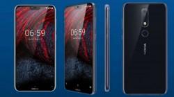 Nokia 6.1 Plus ஸ்மாரட்போனுக்கு கிடைத்தது புதிய அப்டேட்.!