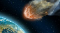 அடுத்த மாதம் இந்நேரம்., 31,320 கிமீ வேகம், 4 கிமீ அகலம் பூமியை தாக்கவரும் விண்கல்: NASA விளக்கம்