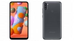 Samsung Galaxy A11: மூன்று கேமராக்களுடன் கேலக்ஸி ஏ11 ஸ்மார்ட்போன் அறிமுகம்.!