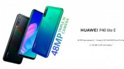 மூன்று ரியர் கேமரா ஆதரவுடன் Huawei P40 Lite E ஸ்மார்ட்போன் மாடல் அறிமுகம்.!