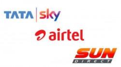 Airtel Digital TV, Tata Sky, Sun Direct வழங்கும் நான்கு புதிய இலவச சேனல்கள்!