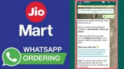 Reliance JioMart சேவை அறிமுகம்! Whatsapp மூலம் மளிகை சாமான் வாங்கலாம் - எப்படி ஆர்டர் செய்வது?
