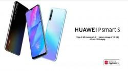 Huawei P Smart S: 48 எம்பி கேமரா மற்றும் 4000 எம்ஏஹெச் பேட்டரி வசதியோடு அறிமுகம்!