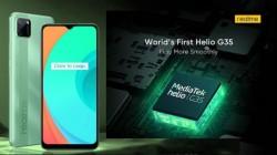Realme C11: மீடியாடெக் ஹீலியோ ஜி 35 சிப்செட் உலகின் முதல் ஸ்மார்ட்போன் அறிமுகம்!
