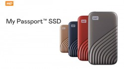 WD நிறுவனத்தின் கையடக்க My PassportTM SSD டிரைவ்கள் அறிமுகம்..! விலை என்ன தெரியமா?