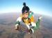 13000 அடி உயரத்தில் மோடிக்குப் பிறந்த நாள் வாழ்த்து சொன்ன  இளம்பெண்: இவ்வளவு ரிஸ்க் தேவையா?